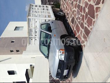 Foto venta Auto Seminuevo Nissan Estacas Largo TM5 (2013) color Gris Plata  precio $148,000