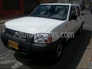Foto venta Carro usado Nissan Frontier NP300 2.4L 4x2 Doble Cabina (2012) color Blanco precio $35.500.000