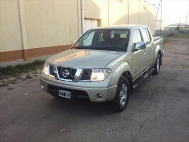Foto venta Auto Usado Nissan Frontier 4x4 2.5 TDi LE Aut (2012) color Dorado precio $390.000