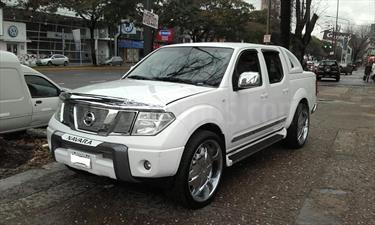 Foto venta Auto Usado Nissan Frontier 4x4 2.5 TDi LE Plus (2012) color Blanco