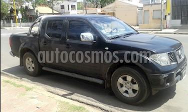 Foto venta Auto Usado Nissan Frontier 4x4 2.5 TDi LE Cuero (2010) color Negro