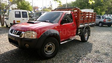 Nissan Frontier D-22- usado (2011) color Rojo precio $50.000.000