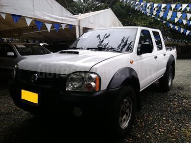 Foto venta Carro Usado Nissan Frontier D-22- (2014) color Blanco precio $47.000.000