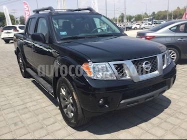 Foto venta Auto Seminuevo Nissan Frontier FRONTIER V6 CREW CAB PRO 4X 4X4 TA (2017) color Negro precio $528,000