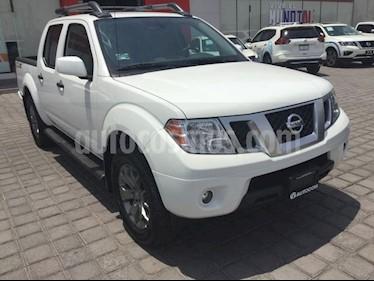 Foto venta Auto usado Nissan Frontier FRONTIER V6 CREW CAB PRO4X 4X4 (2018) color Blanco precio $518,000