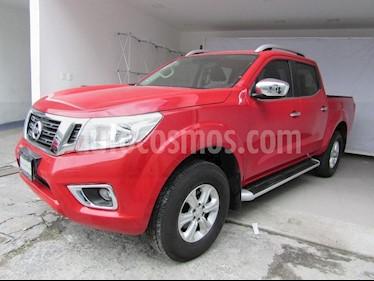 Foto venta Auto Seminuevo Nissan Frontier LE 2.4L (2017) color Rojo precio $324,000