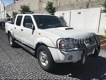 Foto venta Auto Seminuevo Nissan Frontier LE 2.4L  (2015) color Blanco precio $245,000