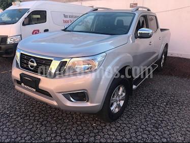 Foto venta Auto Seminuevo Nissan Frontier LE 2.4L  (2018) color Plata precio $359,500