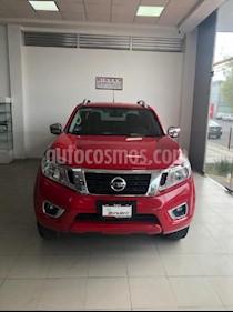 Foto venta Auto Seminuevo Nissan Frontier LE 2.4L (2017) color Rojo precio $339,900