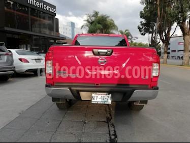 Foto venta Auto Seminuevo Nissan Frontier LE 2.4L  (2018) color Rojo precio $345,000