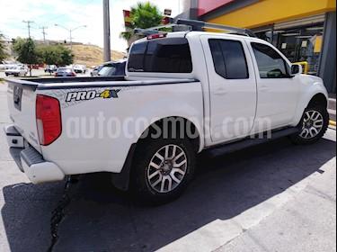 Foto venta Auto Usado Nissan Frontier Pro-4X 4x2 V6  (2014) color Blanco precio $270,000