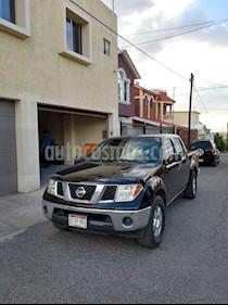 Foto venta Auto Seminuevo Nissan Frontier Pro-4X 4x2 V6 (2006) color Negro precio $156,000