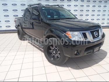 Foto venta Auto Seminuevo Nissan Frontier Pro-4X 4x2 V6 (2016) color Negro precio $370,000