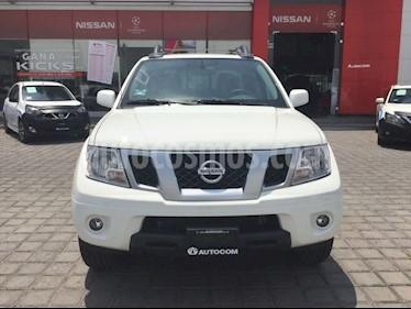 Foto venta Auto Seminuevo Nissan Frontier Pro-4X 4x4 V6 (2018) color Blanco precio $518,000