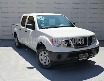 Foto venta Auto Seminuevo Nissan Frontier Pro-4X 4x4 V6   (2014) color Blanco precio $260,000