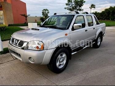 Foto venta Auto Seminuevo Nissan Frontier SE 2.4L 4x2  (2013) color Gris precio $135,500