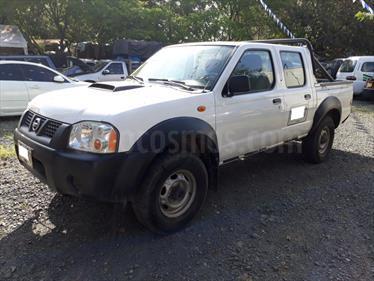 Nissan Frontier Servicio Especial Diesel- usado (2011) color Blanco precio $38.500.000