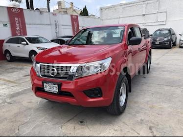 Foto venta Auto Seminuevo Nissan Frontier XE 2.4L (2016) color Rojo precio $280,000