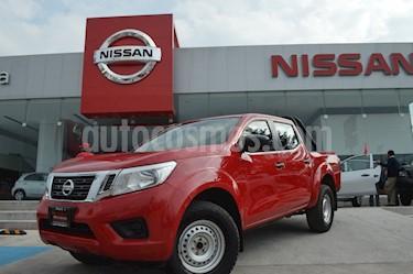 Foto venta Auto Seminuevo Nissan Frontier XE 2.4L  (2016) color Rojo precio $310,000