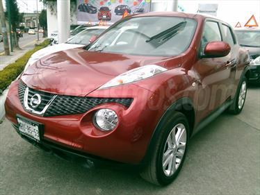 Nissan Juke Advance CVT 2014