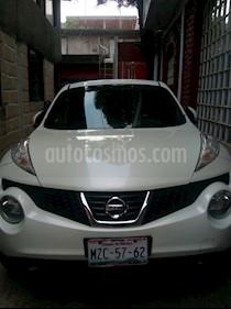 Foto venta Auto usado Nissan Juke Advance (2012) color Blanco precio $175,000