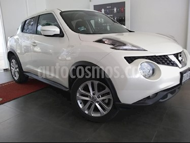 Foto venta Auto Usado Nissan Juke Advance (2016) color Blanco precio $250,000