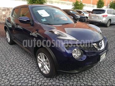 Foto venta Auto Seminuevo Nissan Juke Exclusive CVT (2017) color Azul Metalico precio $339,000