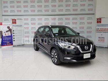 Foto venta Auto Usado Nissan Kicks Advance Aut (2017) color Negro precio $280,000
