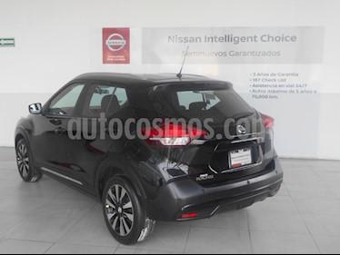 Foto venta Auto Usado Nissan Kicks Advance Aut (2017) color Negro precio $275,000