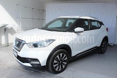 Foto venta Auto Seminuevo Nissan Kicks Advance Aut (2017) color Blanco precio $250,000