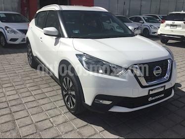 Foto venta Auto Seminuevo Nissan Kicks Advance Aut (2018) color Blanco precio $305,000