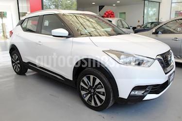 Foto venta Auto Seminuevo Nissan Kicks Advance Aut (2017) color Blanco precio $259,000