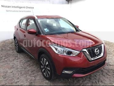 Foto venta Auto Seminuevo Nissan Kicks ADVANCE CVT A/C NEGRO (2018) color Rojo precio $31,000,000