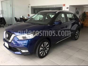 Foto venta Auto Seminuevo Nissan Kicks ADVANCE CVT AC (2018) color Azul precio $275,000
