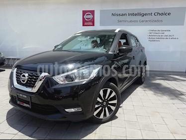 Foto venta Auto Usado Nissan Kicks Exclusive Aut (2017) color Negro precio $325,000