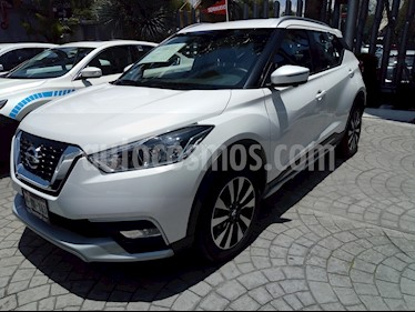 Foto venta Auto Usado Nissan Kicks Exclusive Aut (2017) color Blanco precio $325,700