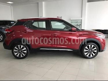 Foto venta Auto Usado Nissan Kicks Exclusive Aut (2017) color Rojo precio $310,000