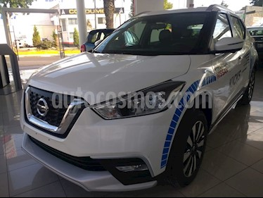 Foto venta Auto Usado Nissan Kicks Exclusive Aut (2018) color Blanco Perla