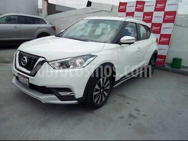 Foto venta Auto Usado Nissan Kicks Exclusive Aut (2018) color Plata precio $330,000