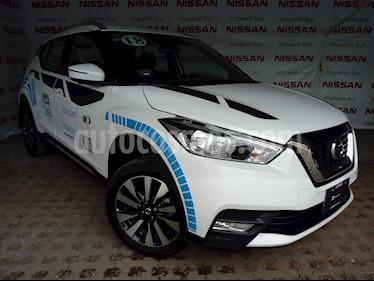 Foto venta Auto Seminuevo Nissan Kicks Exclusive Aut (2018) color Blanco Perla precio $320,000