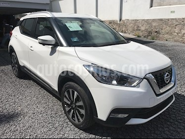 Foto venta Auto Seminuevo Nissan Kicks Exclusive Aut (2018) color Blanco Perla precio $335,000