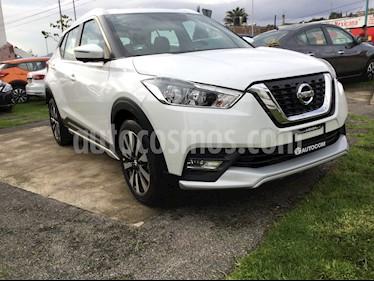 Foto venta Auto Seminuevo Nissan Kicks Exclusive Aut (2018) color Blanco Perla precio $338,500