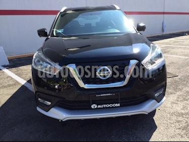 Foto venta Auto Seminuevo Nissan Kicks Exclusive Aut (2017) color Negro precio $290,000