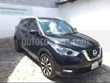 Foto venta Auto Seminuevo Nissan Kicks Exclusive Aut (2018) color Negro precio $328,000