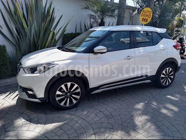Foto venta Auto Seminuevo Nissan Kicks Exclusive Aut (2017) color Blanco precio $351,500
