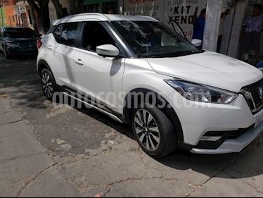 Foto venta Auto usado Nissan Kicks Exclusive Aut (2017) color Blanco precio $250,000