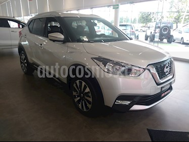 Foto venta Auto Seminuevo Nissan Kicks Exclusive Aut (2018) color Plata precio $309,000