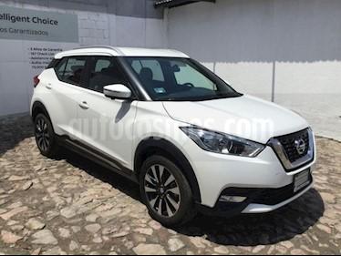 Foto venta Auto Seminuevo Nissan Kicks EXCLUSIVE CVT A/C NEGRO (2018) color Blanco precio $340,000