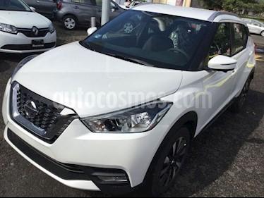 Foto venta Auto Seminuevo Nissan Kicks KICKS ADVANCE CVT A/C NARANJA (2018) color Blanco precio $300,000