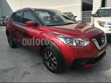 Foto venta Auto Seminuevo Nissan Kicks Sense 5MT (2018) color Rojo precio $260,000